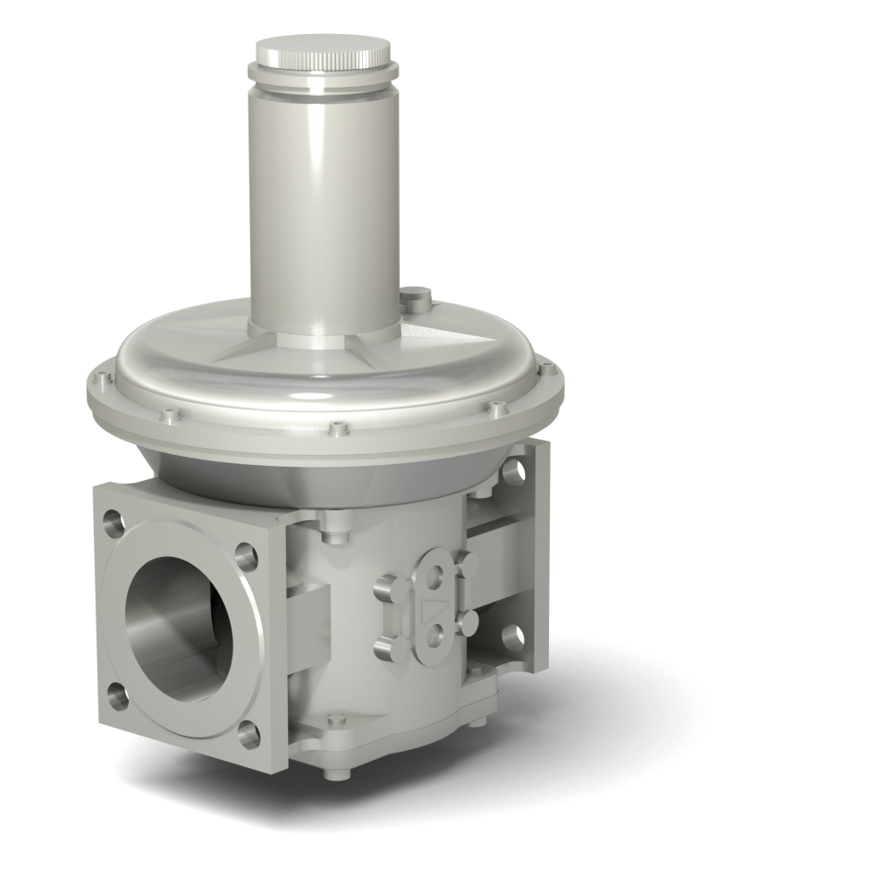 Регулятор нулевого давления Termobrest РС1 1/2-0,5-Н ФЛ.