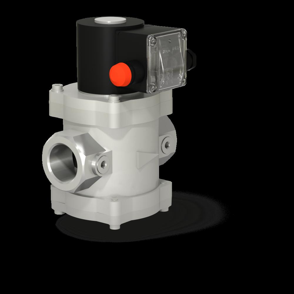 Клапан ВН8М-3КЕ