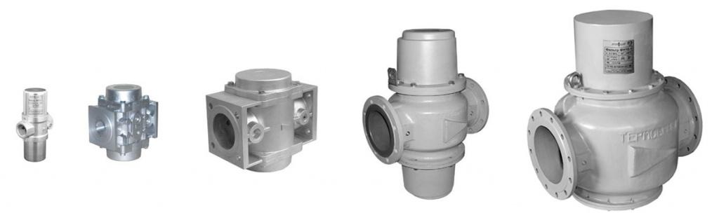 фильтр для газа термобрест